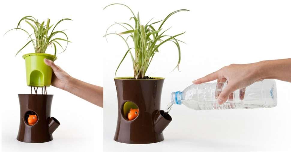 Система полива своими руками комнатных растений 479