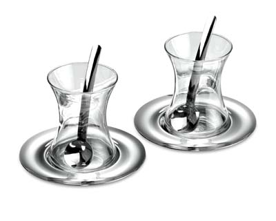 Стаканы армуды Freedom Glass Tea Set