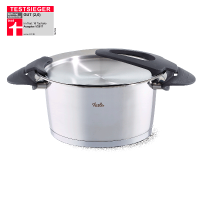 Кастрюля Fissler, серия Intensa, black series, 24 см (5,1 л) 1611824