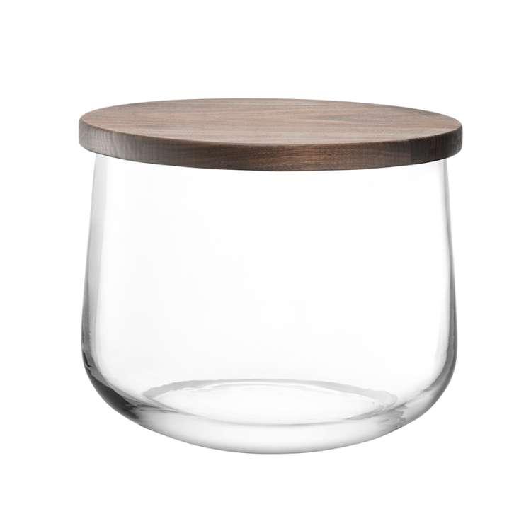чаша с деревянной крышкой City D13 см Lsa G1239 13 301